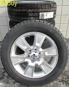 "20"" Ford F150 Factory Style Wheels Rims Goodyear Tires 3787 Will Fit 2004 2013"