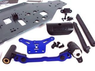 Kyosho Inferno Neo St Race Spec Main Chassis w Servo Saver Also Fits GT2