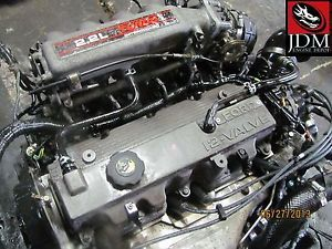 88 92 Mazda 626 MX6 GT Ford Probe 2 2L SOHC Turbo Engine Trans ECU JDM F2T F2