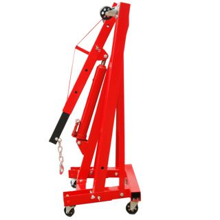 Brand New 2 Ton Tolding Picker Shop Crane Auto Car Shop