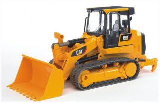 Bruder Toys Cat Caterpillar Track Loader 02448 New Same Day Shipping