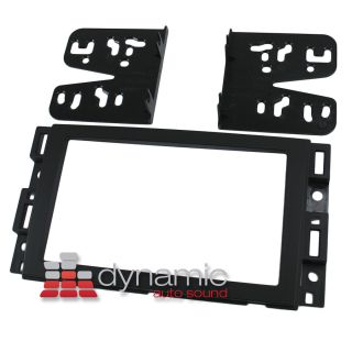 Metra 95 3305 '06 Up Chevrolet Buick GMC Hummer Double 2 DIN Radio Dash Kit New