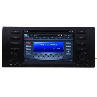 BMW x5 E53 Car GPS Navigation System DVD Player