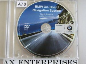 2003 2004 2005 2006 Mini Cooper s GP John Cooper Navigation DVD CD Map 554