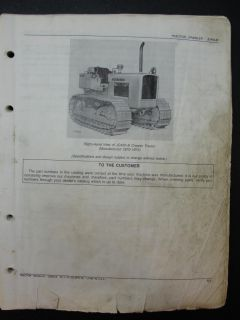 John Deere Crawler Manual