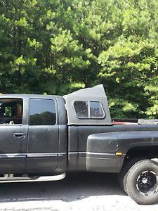 Fullsize Truck Sleeper camper Topper Top Dodge RAM Cummins
