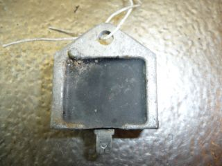 84 Yamaha Riva 50 Voltage Regulator Rectifier