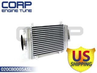 BMW Mini Cooper s R53 02 06 Top Mount Intercooler Kit