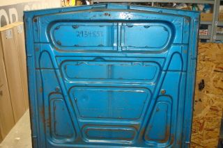 Original Mopar 1970 Plymouth Barracuda Hood Shaker