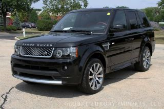 2013 Land Rover Range Rover Sport Supercharged Autobiography