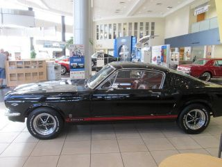 "1965 Ford Mustang GT 289 High Performance 4BRLS ""A"" Code Auto Coupe Classic L K"
