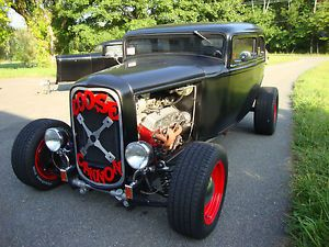 1932 Ford Vicky Hot Rod Rat Rod Street Rod
