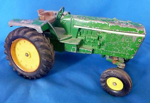 1 16 Toy Ertl Diecast John Deere Tractor 4000 Series Parts Repair Restoration