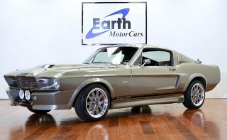 1967 Ford Mustang Eleanor Restored 289 Crate Engine