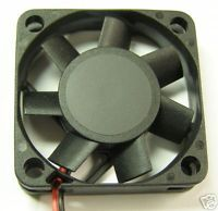 Small Cooling Fan 5 Volt 7 CFM RC Car Truck RX Battery