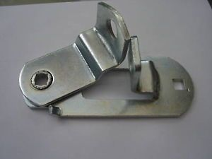 Truck Cargo Trailer Door Lock Hasp Handle Keeper 5SQH