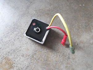 John Deere L100 L108 17 18 5HP Briggs Stratton Voltage Regulator