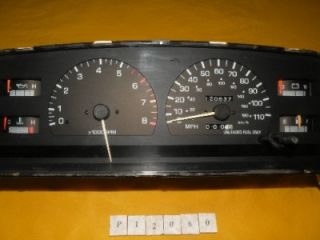 97 98 Toyota T100 Speedometer Instrument Cluster Dash Panel 120 637