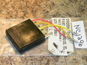 Polaris Snowmobile ATV Voltage Regulator Rectifier Limiter 4060193 NC1296
