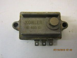 John Deere Voltage Regulator