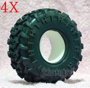 4pcs RC 1 10 Tires Tyre Monster Bigfoot Car Truck Y6E2