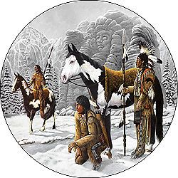 Horse 17 Custom Spare Tire Cover Wheel Cover