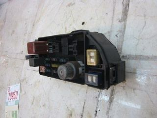 1992 1993 Lexus ES300 Engine Fuse Relay Box Panel w Fuses Included