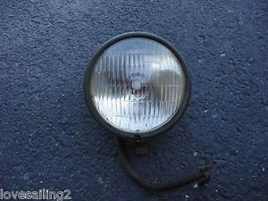 WWII Headlamp Headlight Bucket Assembly Jeep Willys MA MB GPW CCKW Ford Weasel