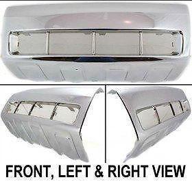 8L8Z8419BA Chrome New Bumper Trim Front Ford Escape 2008 Parts Auto Car