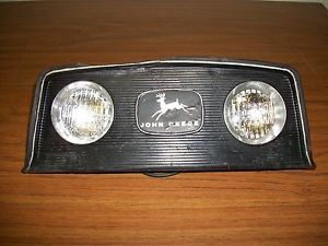 John Deere Lawnmower Tractor Headlight Assembly 110 112 120 140