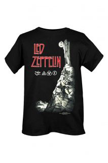 Led Zeppelin Lantern T Shirt