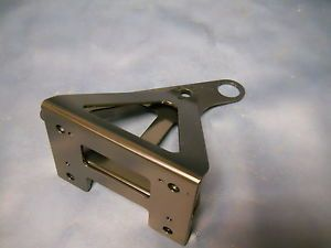 Jeep Willys MB GPW CJ2A M38 134L Oil Canister Filter Bracket Early Style
