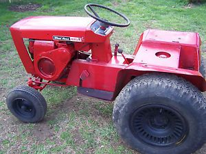 Wheel Horse 1054 Garden Tractor Parts or Restore Wheelhorse 953