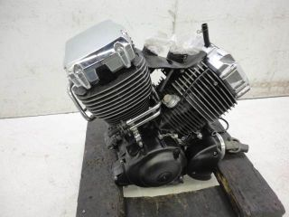 08 Yamaha V Star 650 VStar XVS650 Engine Motor Videos