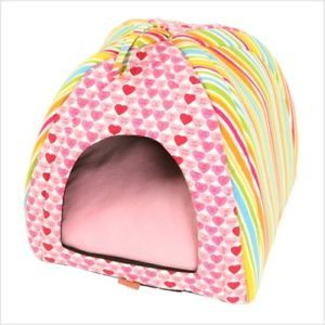 Indoor Dog House Pet House Tent Puppy Carrier Bed A
