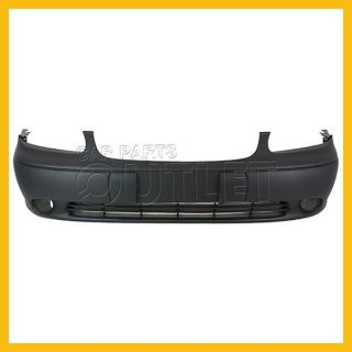 1997 2003 Chevy Malibu Front Bumper Cover Replacement Non Primered Raw Black New