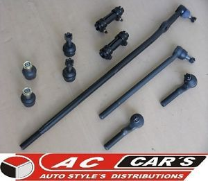 F350 4WD 87 97 Drag Link Sleeve Tie Rod Ball Joint Front End Steering Suspension