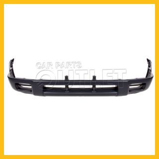 98 99 00 Nissan Frontier Primered Plastic Front Bumper Lower Valance Panel Apron