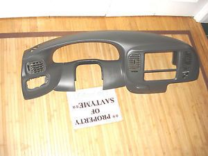 1997 2002 Ford Expedition F 150 Center Dash Vents Radio Instrument Cluster Bezel