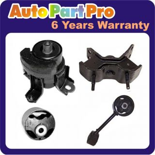 M195 Transmission Engine Motor Mount 98 03 Toyota Sienna 4216 4229 7242 6257 New