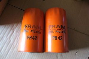 Fram Lube Oil Filter PH42 PH42A WIX 51158