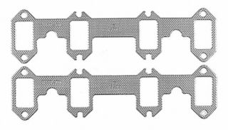 Victor MS15509 Exhaust Manifold Gasket Set 1965 77 Ford Mercury Big Block