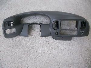 Ford F150 Ford Expedition Dash Bezel Trim Set Heater Radio Airbag Bezel Gray
