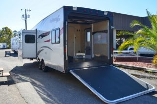 Used 2011 Cruiser RV Fun Finder Xtra Toy Hauler Travel Trailer for Sale Discount
