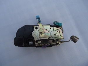 2001 2007 Dodge Caravan Door Latch Lock Actuator LF Left Drivers Front