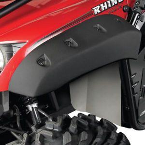 Yamaha Rhino 450 660 700 Black Body Fender Flares Extensions