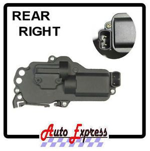Ford Mercury Pickup Taurus Power Door Lock Actuator Fits Rear Right Passenger
