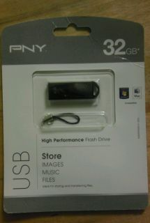 PNY P FDU32G Appmt GE 32 GB USB Flash Drive 751492526447