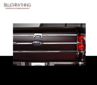 Ford F150 09 12 w Backup Camera Chrome Tailgate Handle Cover
