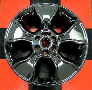 4 2012 Ford Harley Davidson Black Chrome PVD Wheels 6x135 F150 22x9 H 3895